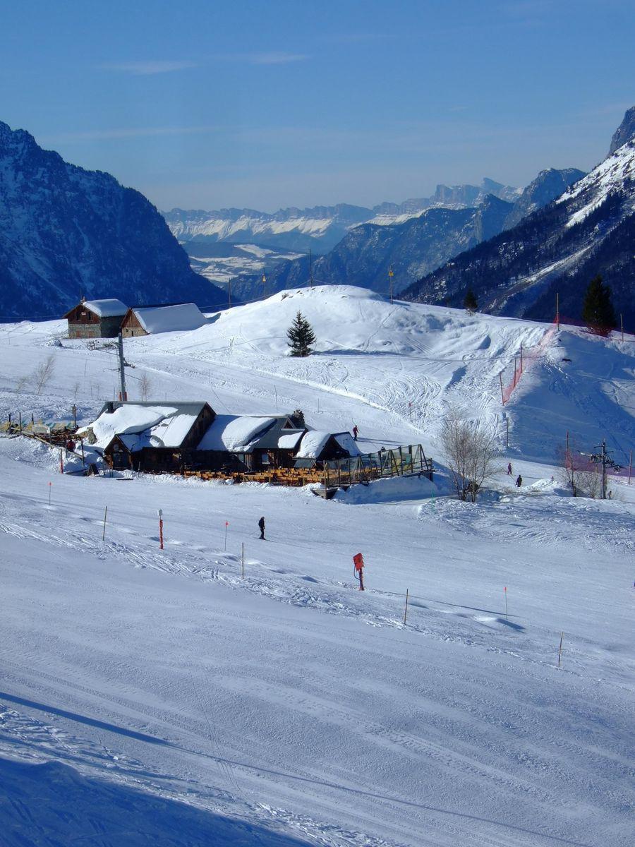 Station de ski de Vaujany_Vaujany