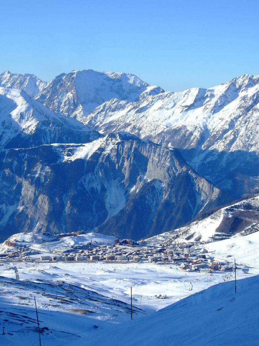 Station de ski de Vaujany_Vaujany (1)