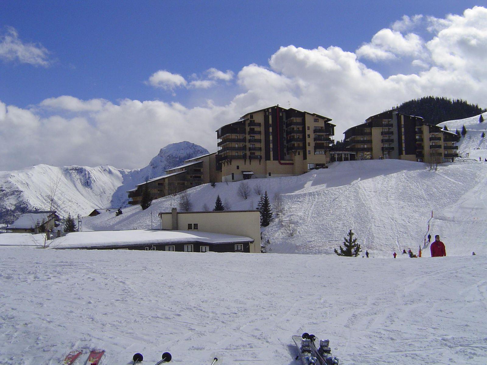 Station de ski d'Auris en oisans_Auris