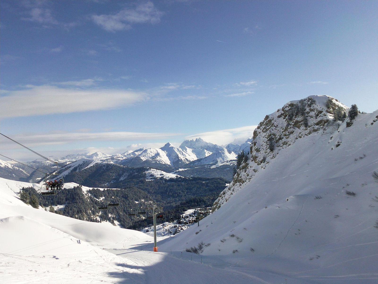 Station de ski de Praz de Lys Sommand_Taninges