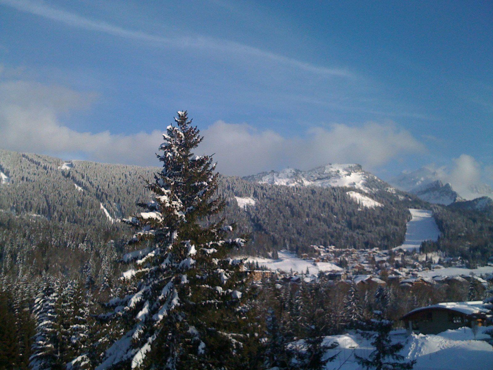 Station de ski des Carroz d'Araches_Arâches-la-Frasse