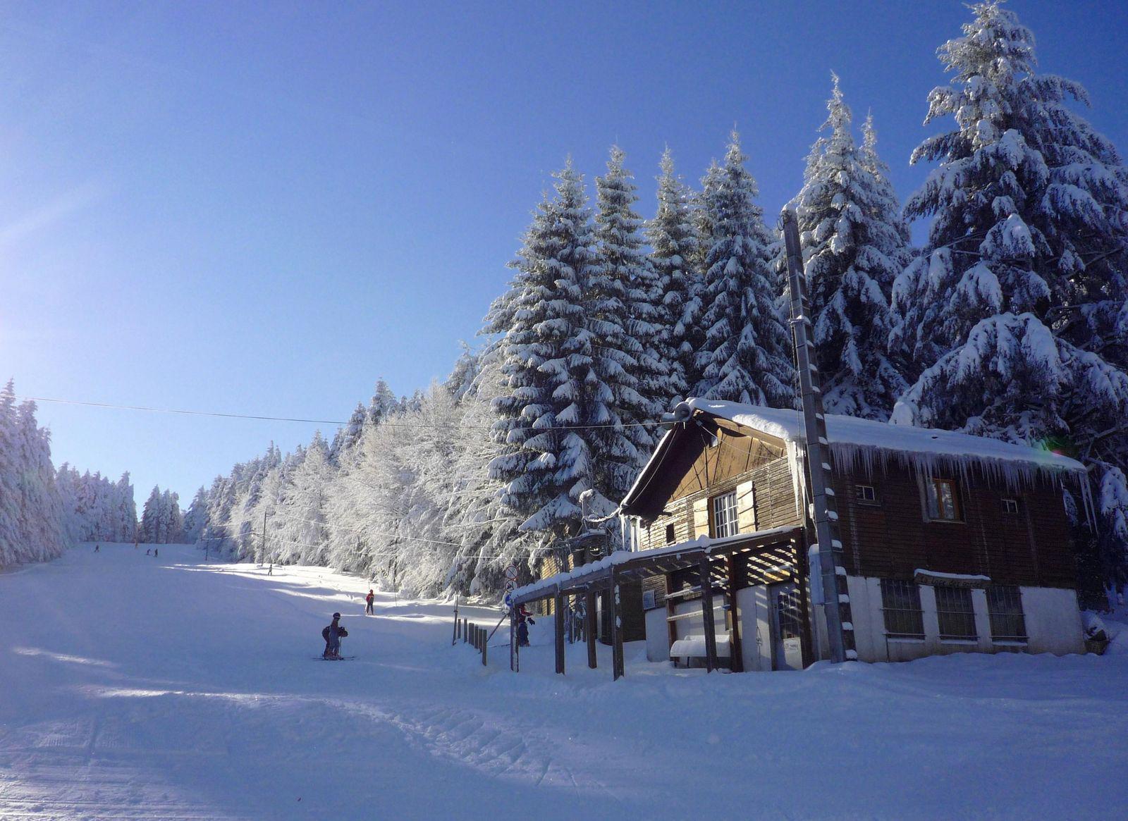 Station de ski de Loge des Gardes_Laprugne