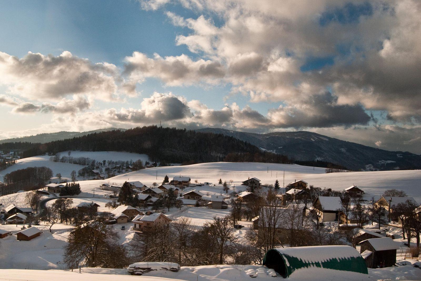 Station de ski de Passy Plaine Joux_Passy