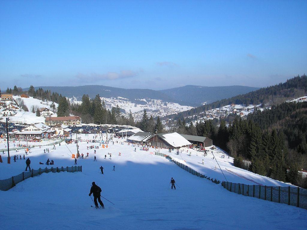 Domaine skiable GERARDMER_Gérardmer