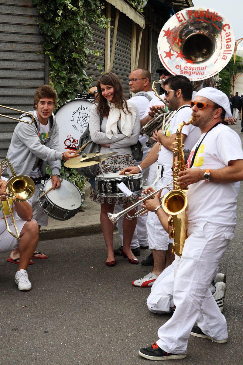 Festival Jazz Musette des Puces_Saint-Ouen