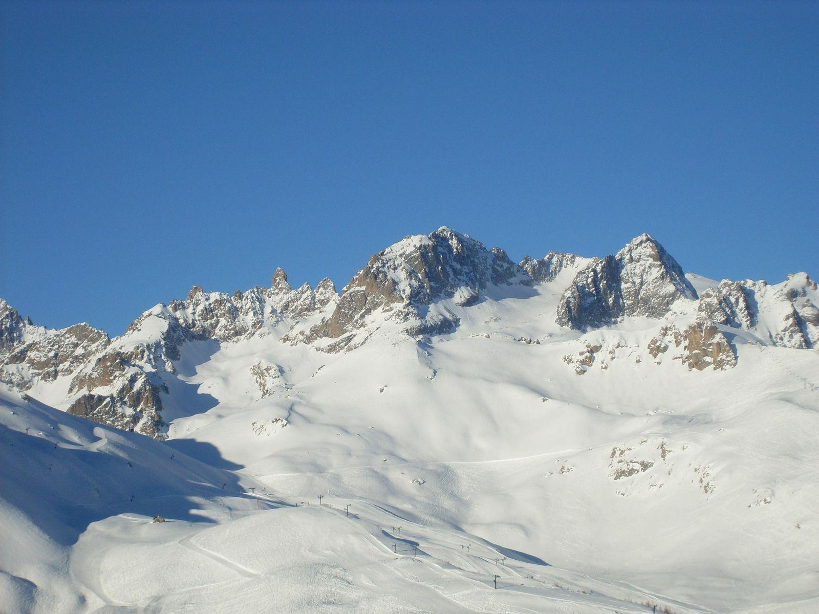 Domaine skiable SERRE CHEVALIER_Saint-Chaffrey (1)