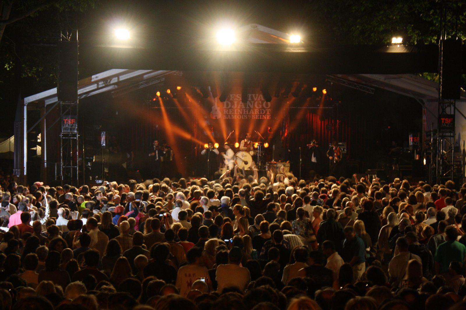 Festival Django Reinhardt_Samois-sur-Seine