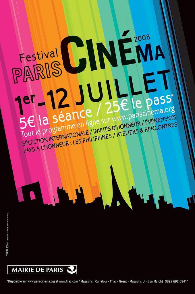 Festival Paris Cinéma_Paris