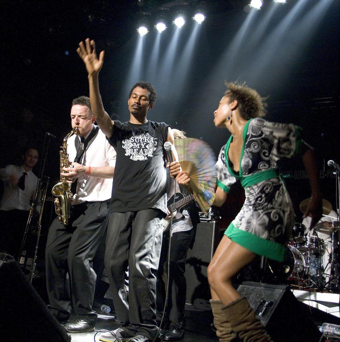 Festival Jazz à Saint-Germain-des-prés_Paris