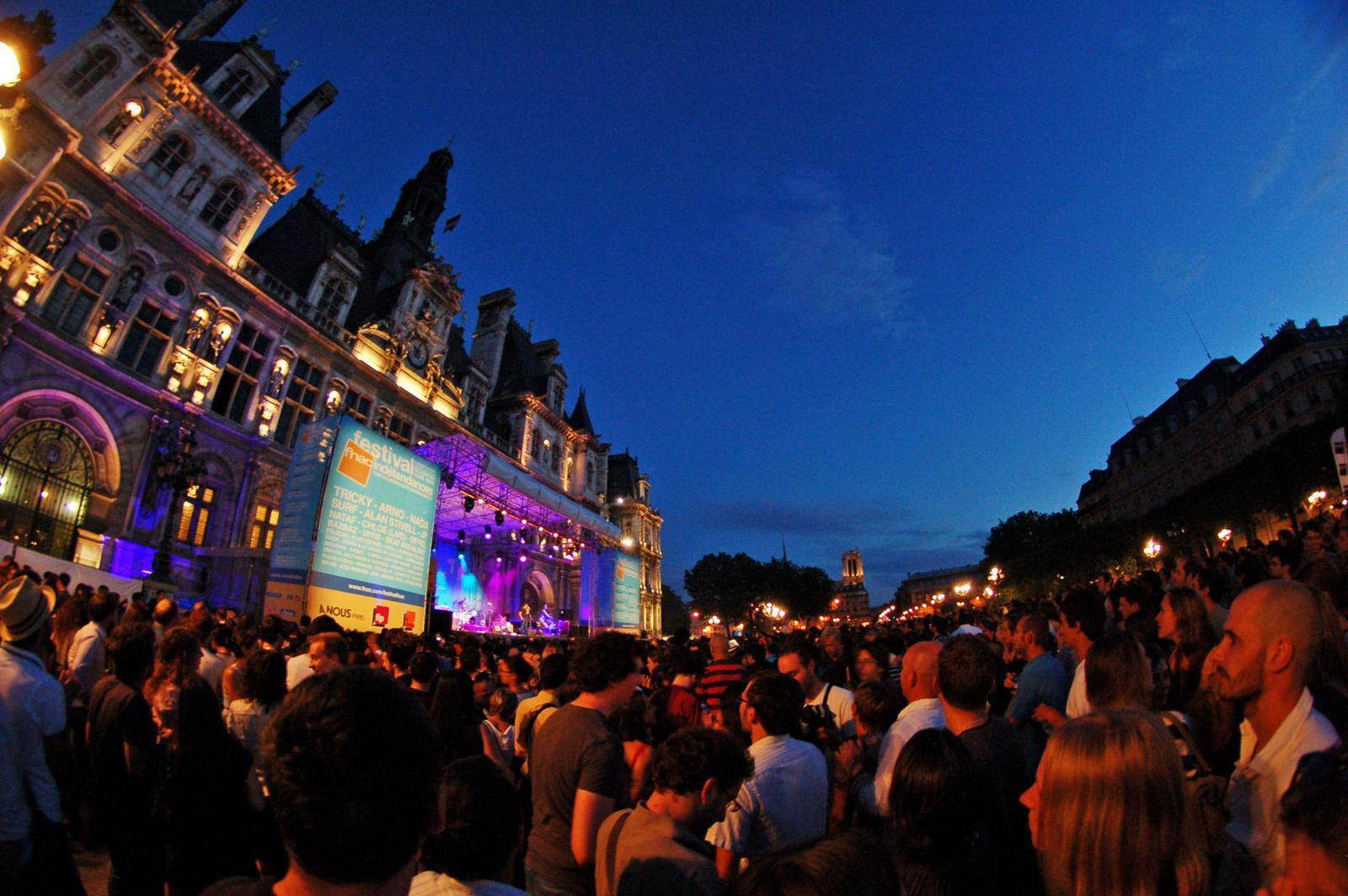 Festival Fnac Indétendances_Paris