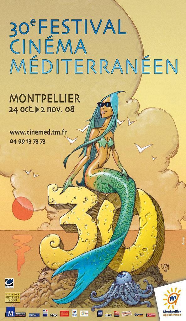 CINEMED - Festival du Cinéma Méditerranéen_Montpellier