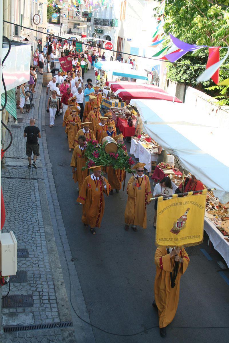 Image : Festival du muscat