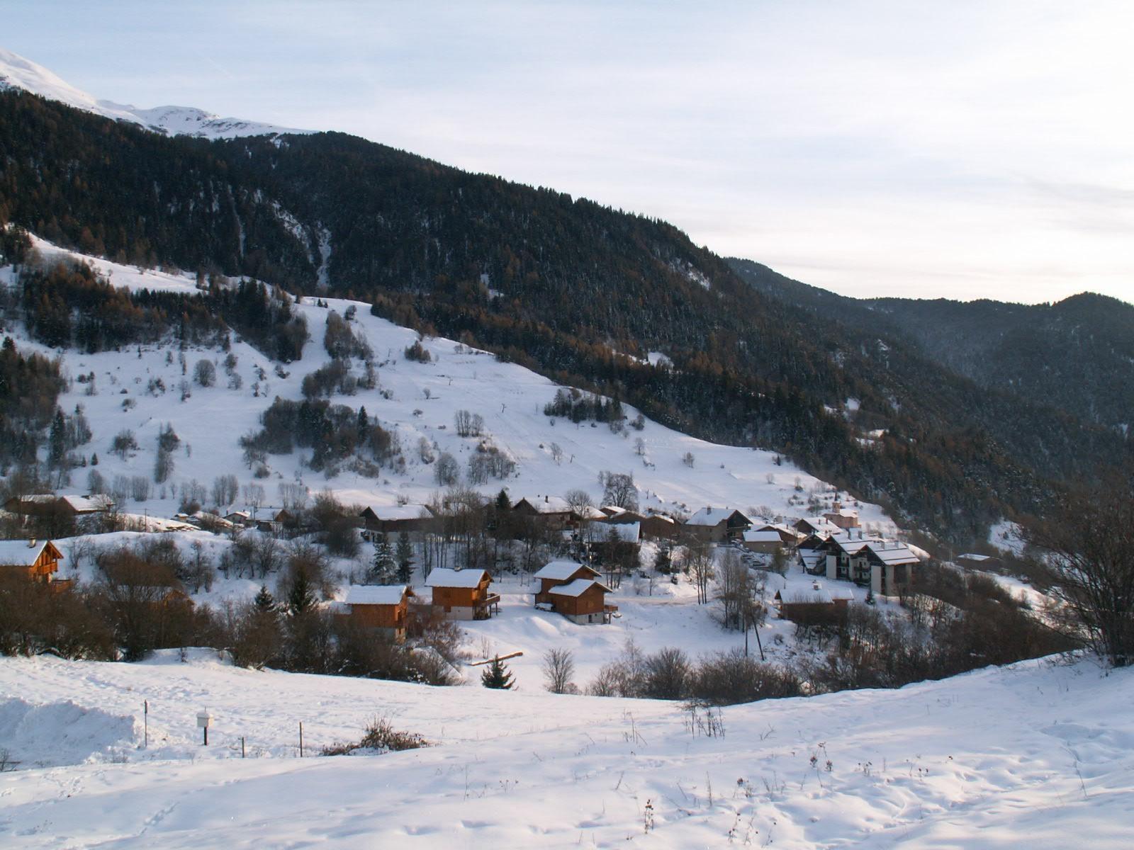 Domaine skiable NOTRE DAME DU PRE_Notre-Dame-du-Pré