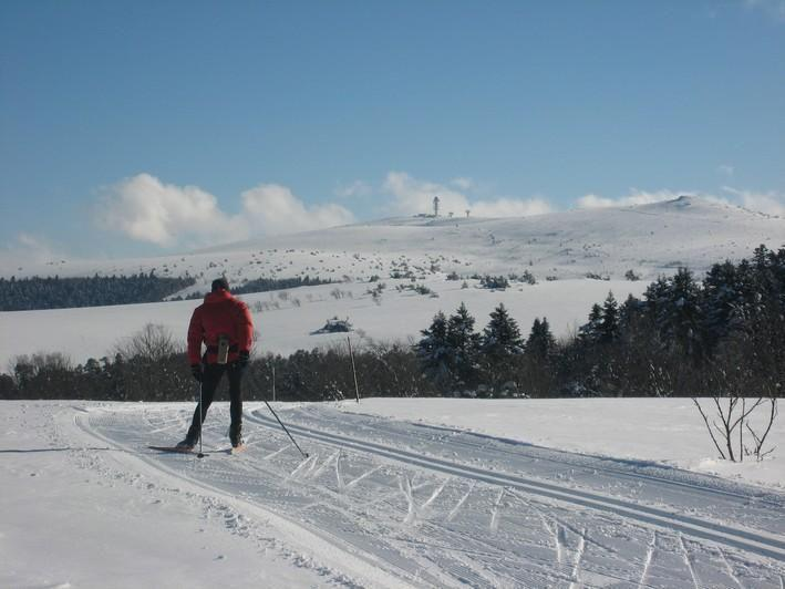Domaine skiable HAUT FOREZ / COL DE LA LOGE_La Chamba