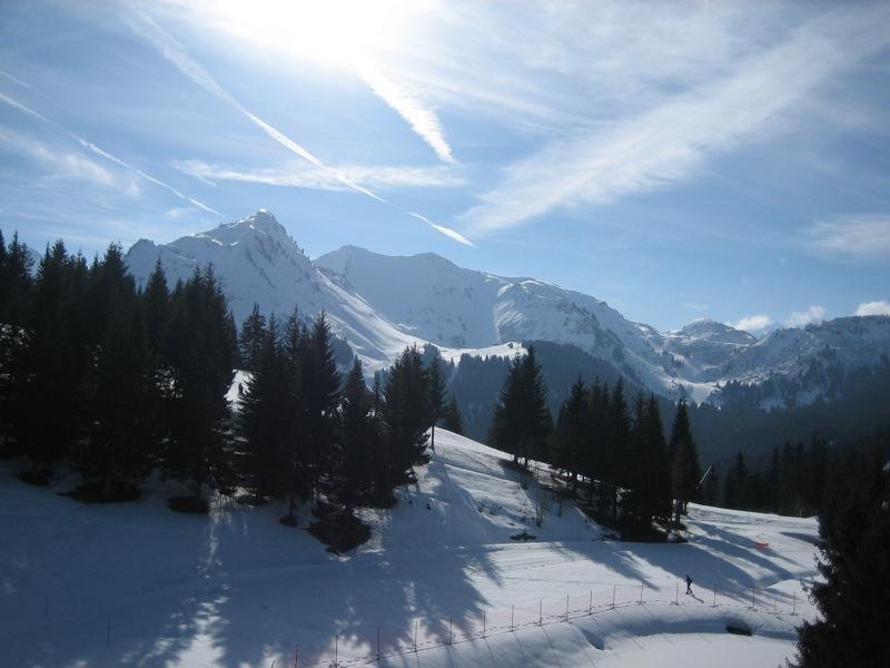 Domaine skiable LES GETS_Les Gets