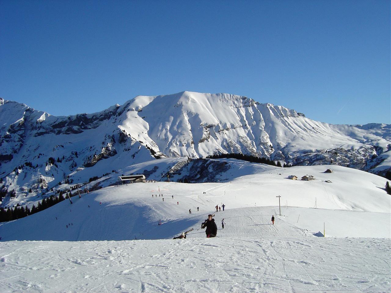 Domaine skiable MEGEVE_Megève