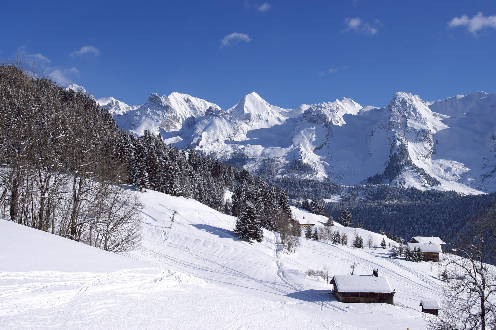 Domaine skiable LE GRAND BORNAND_Le Grand-Bornand (2)