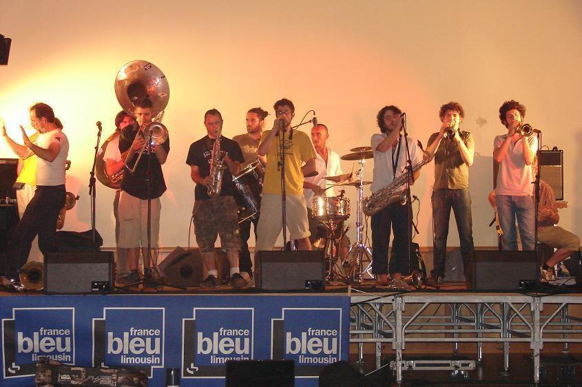 Festival Bouge Ton Zinc, la Fête dans les bistrots_Châlus