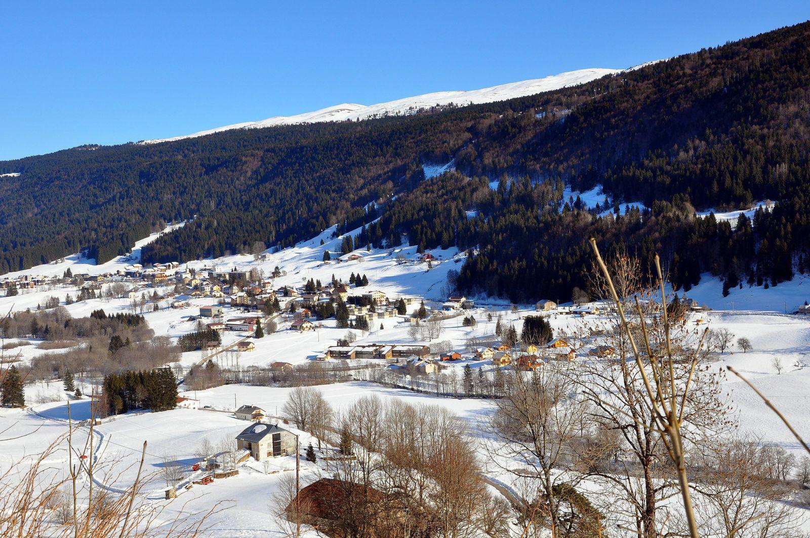 Station de ski de Monts Jura_Lélex