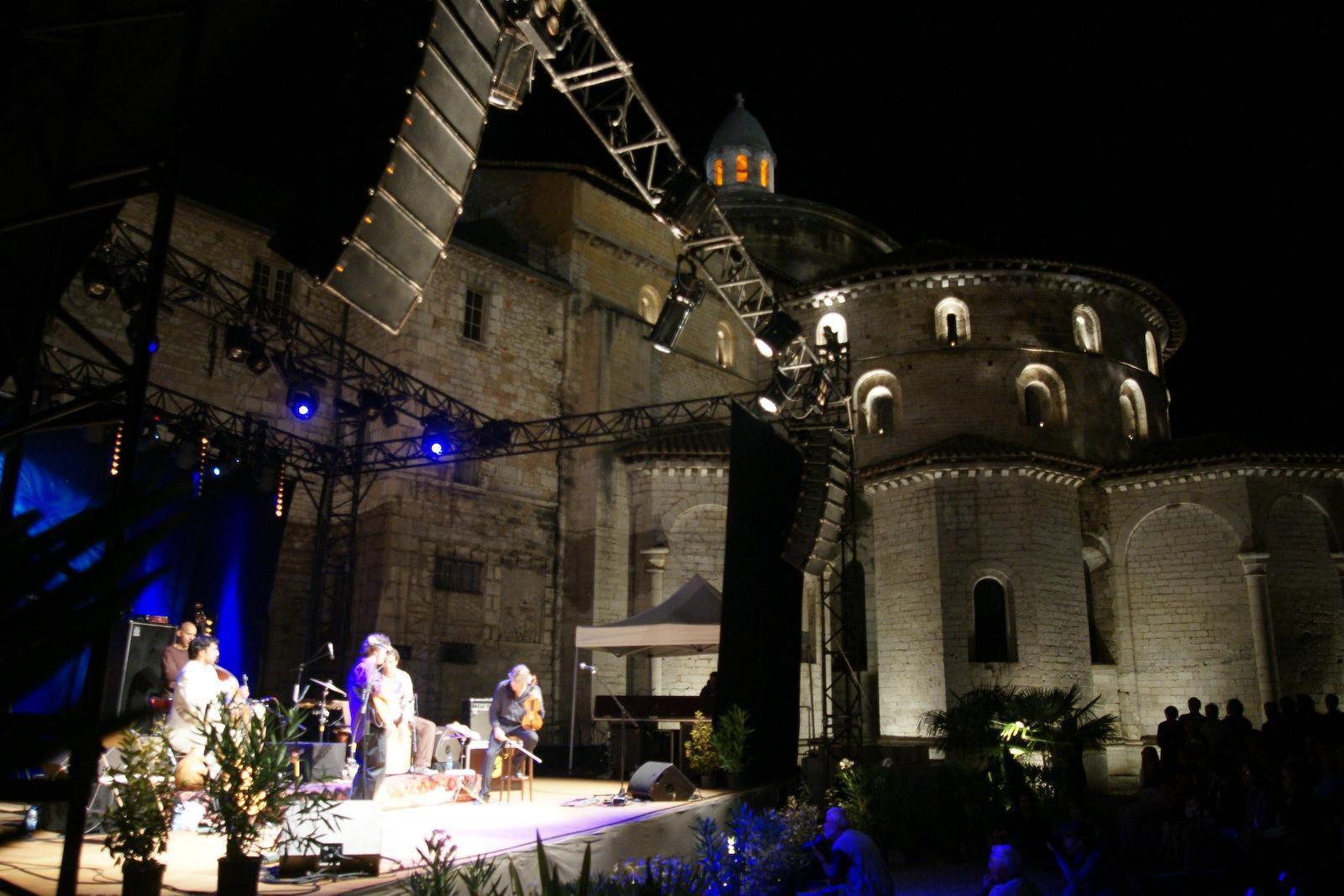 SOUILLAC EN JAZZ - Festival SIM COPANS_Souillac