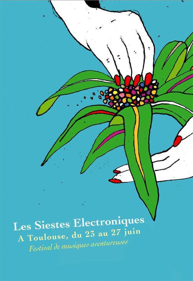 Image : Festival Les Siestes électroniques