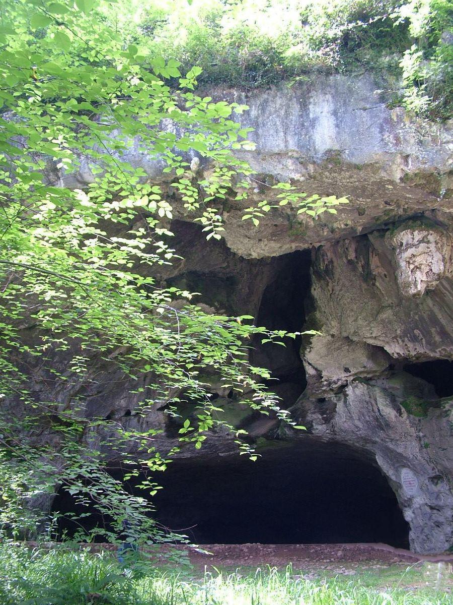 Grottes Préhistoriques de Sare_Sare