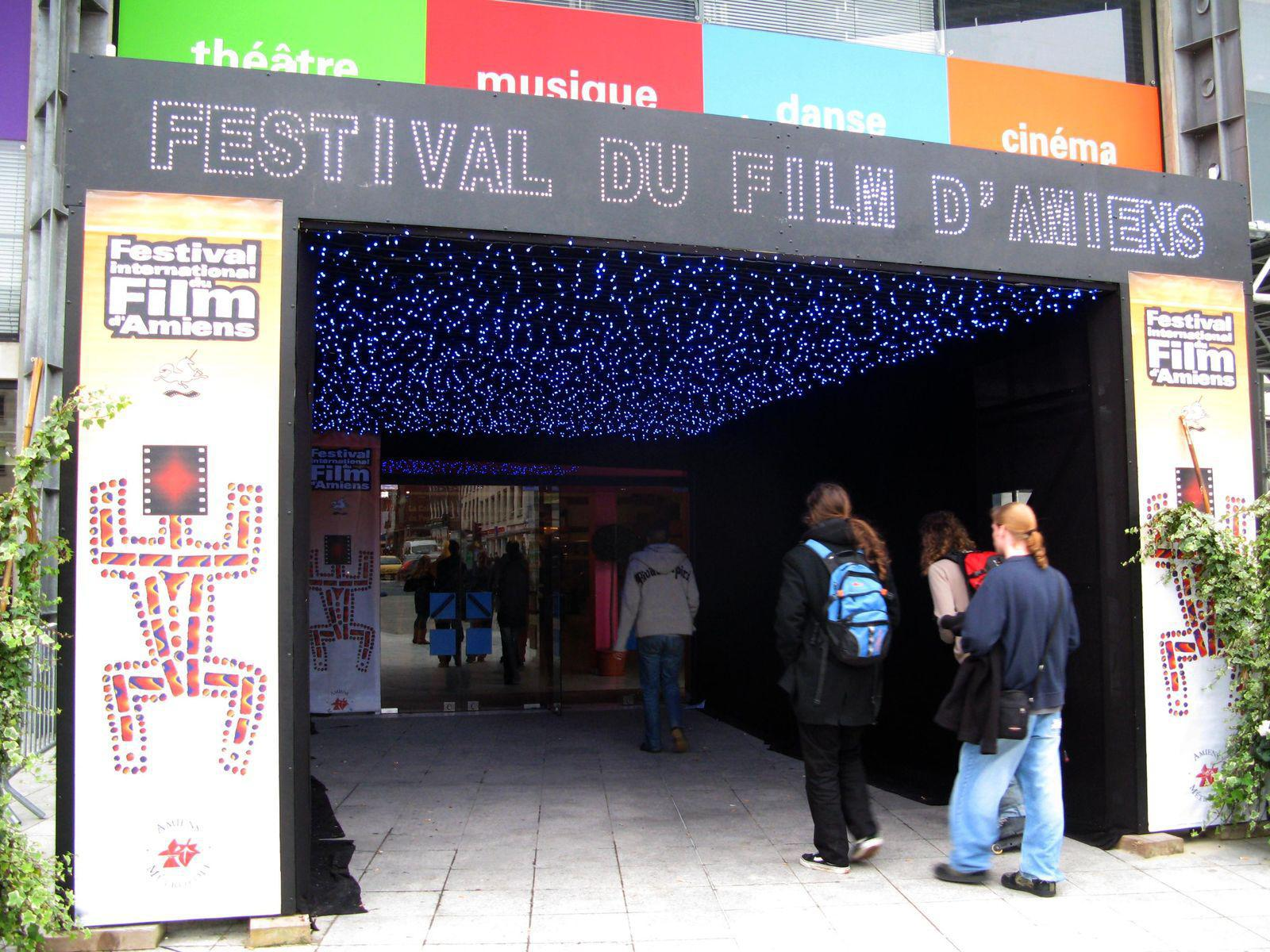 Festival international DU FILM D'AMIENS_Amiens