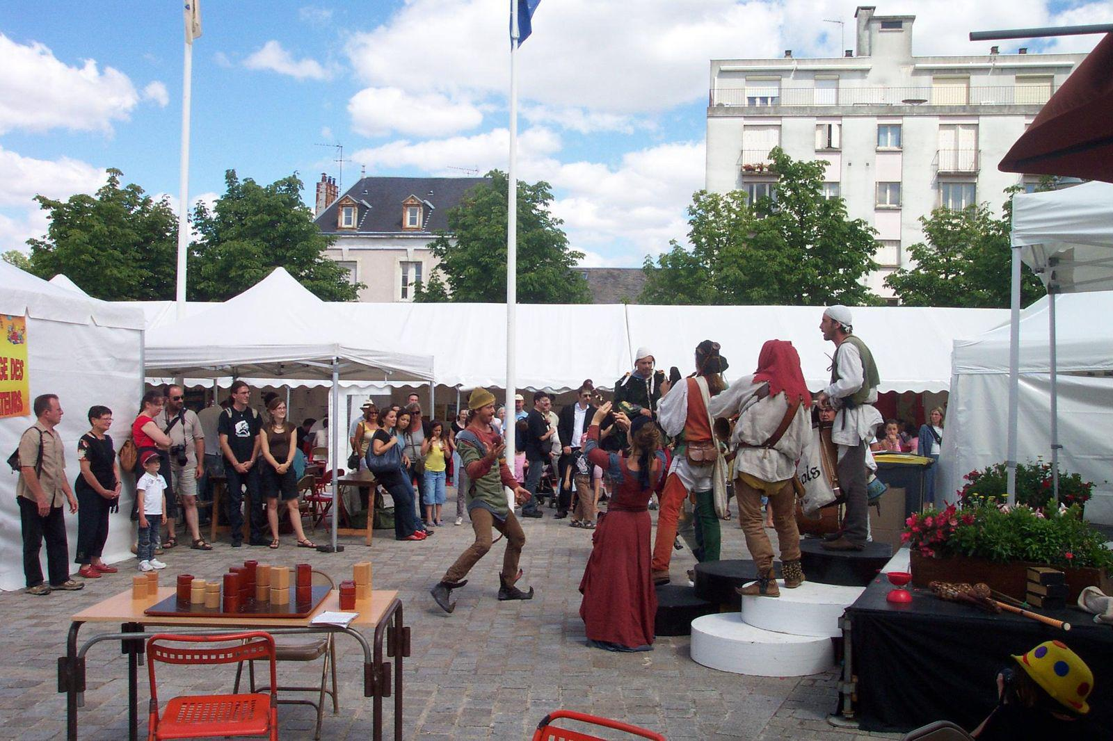 Festival ludique international_Parthenay