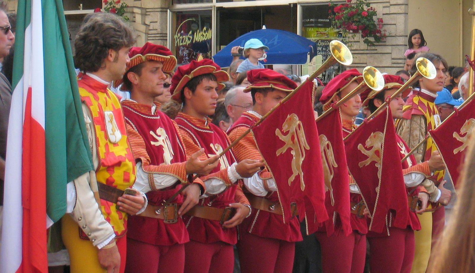 Festival international de folklore_Confolens