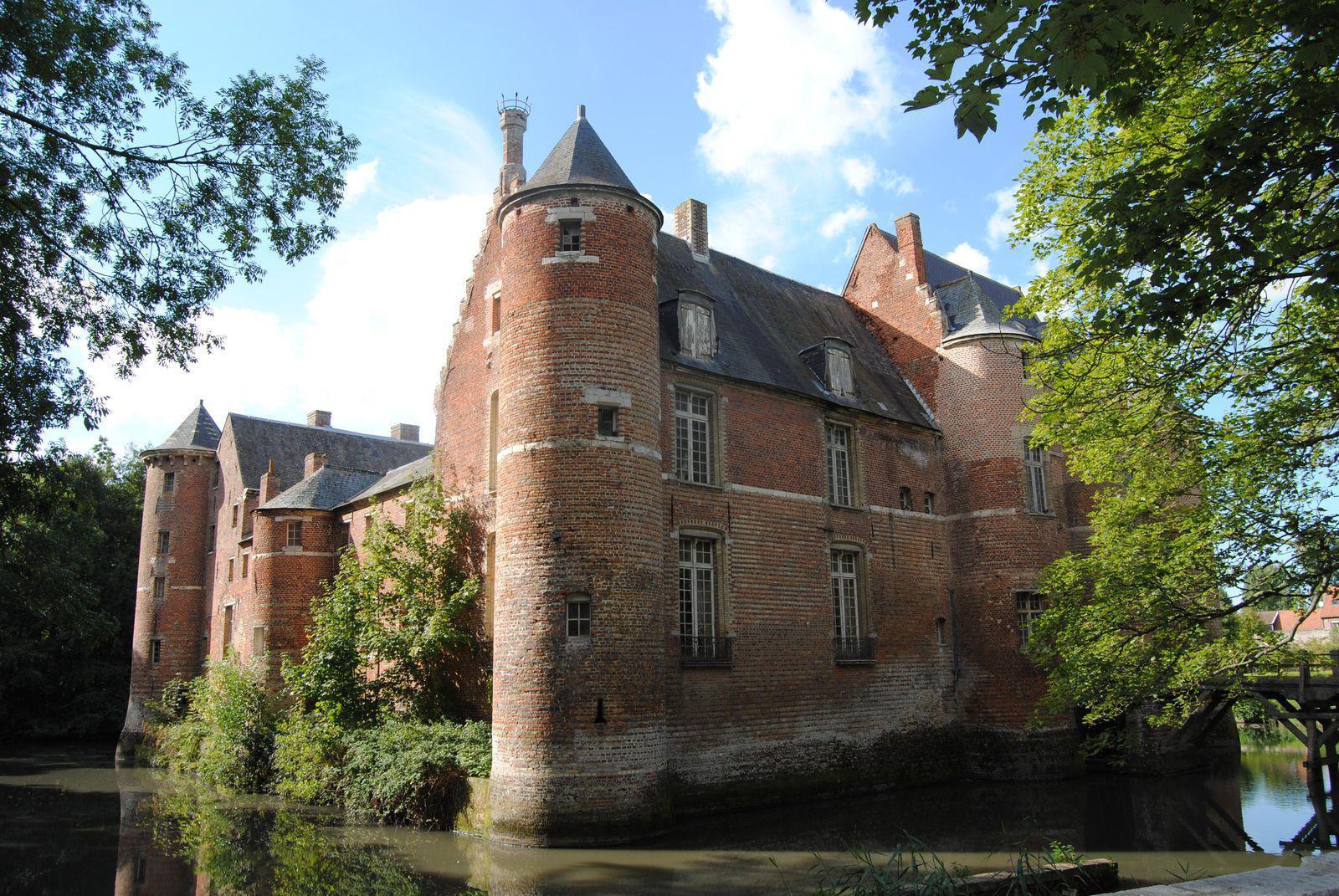 Château de Esquelbecq_Esquelbecq