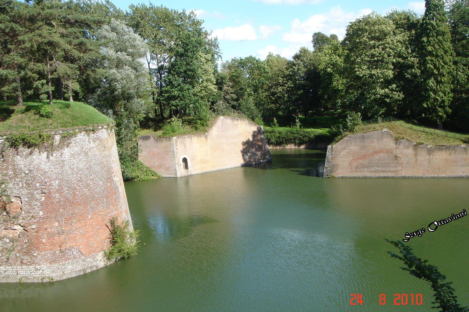 Fortifications Vauban_Le Quesnoy