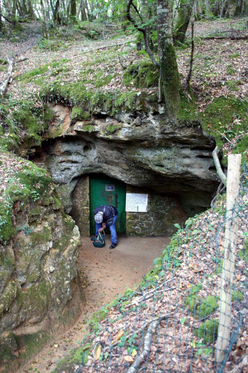 Image : Grotte de Bernifal