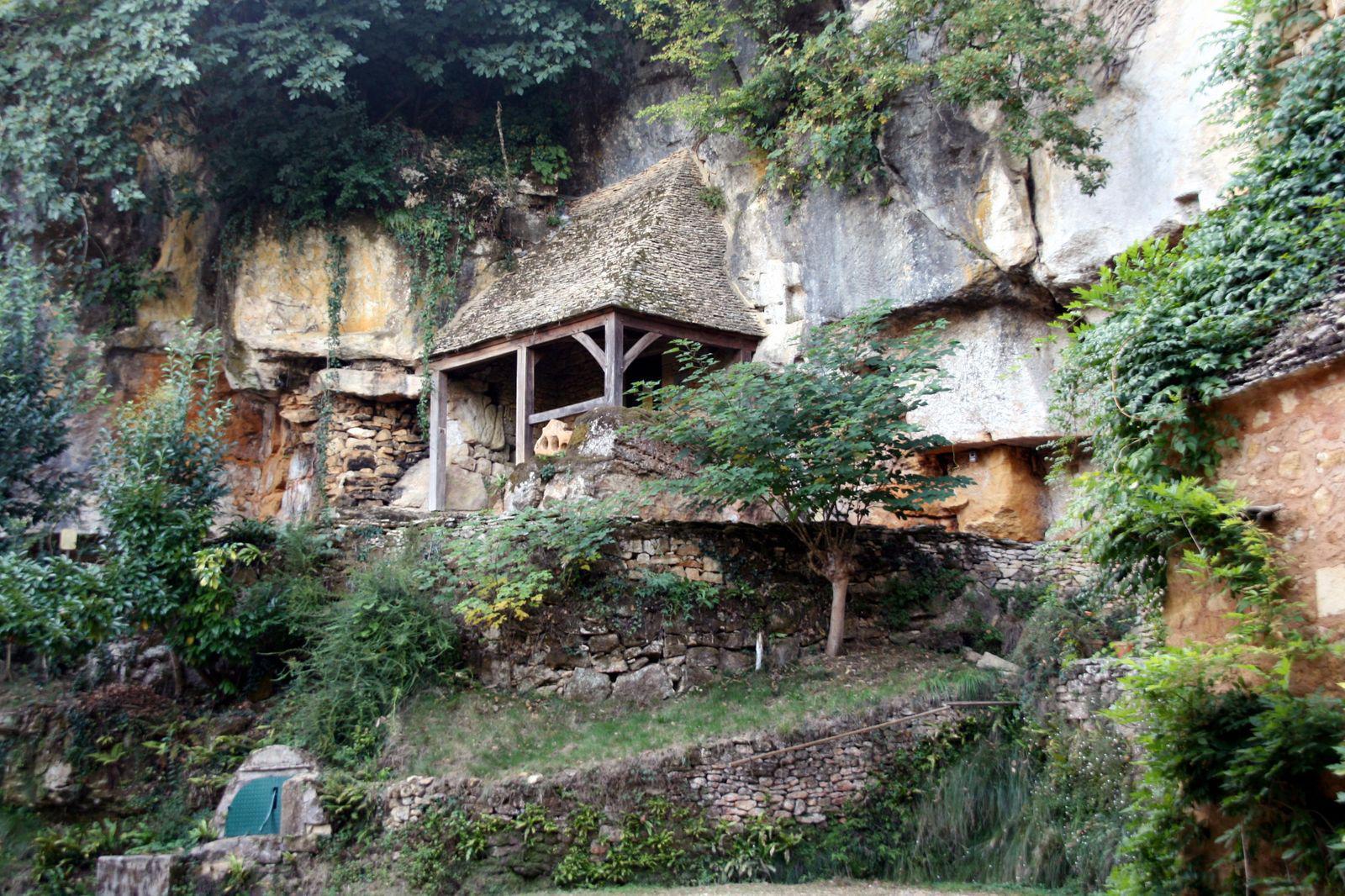 Grotte du SORCIER_Saint-Cirq