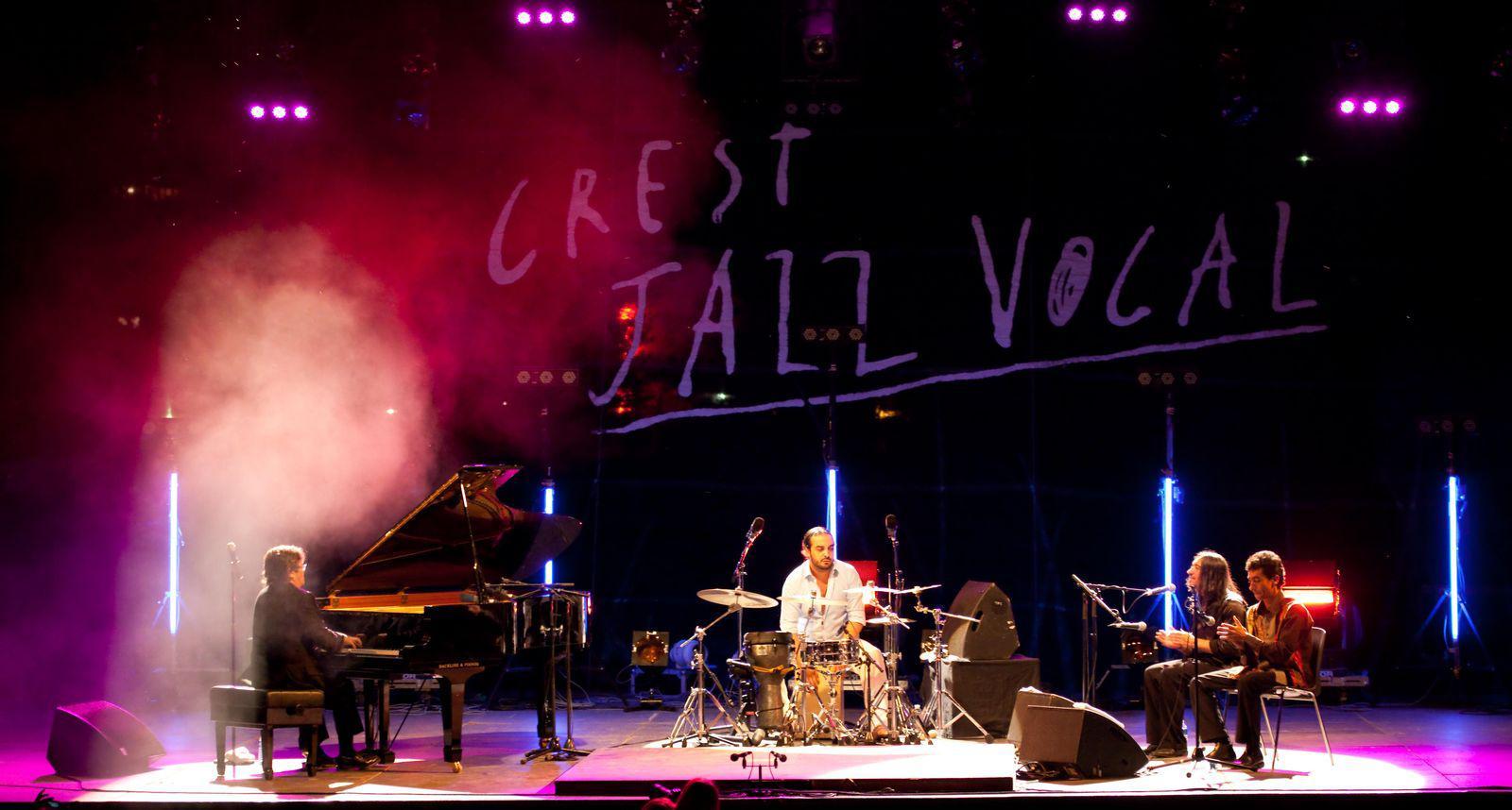 Image : Festival Crest Jazz Vocal