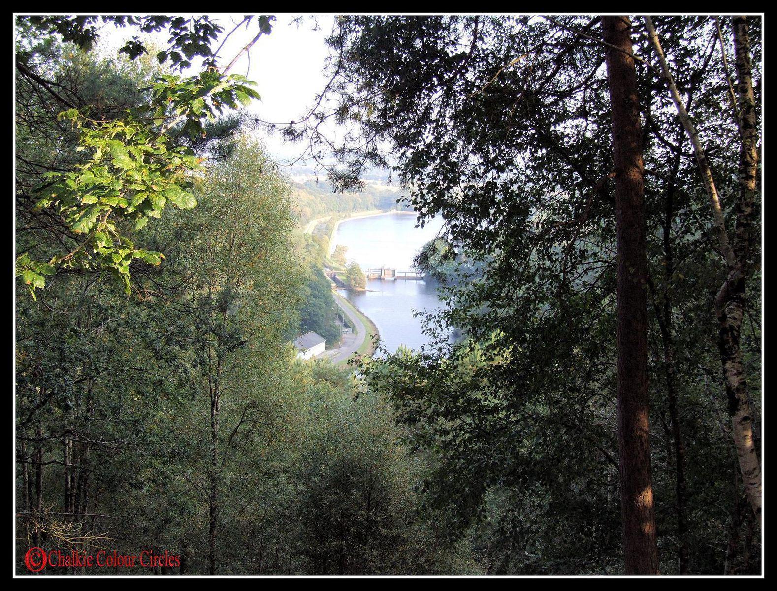 Lac de GUERleDAN_Mûr-de-Bretagne