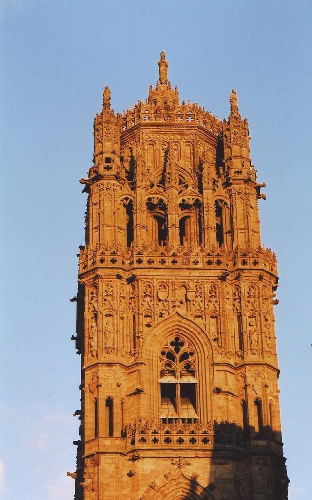 Cathédrale Notre Dame_Rodez