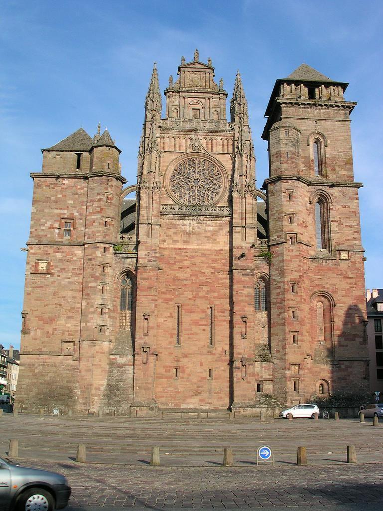 Cathédrale Notre Dame_Rodez (1)