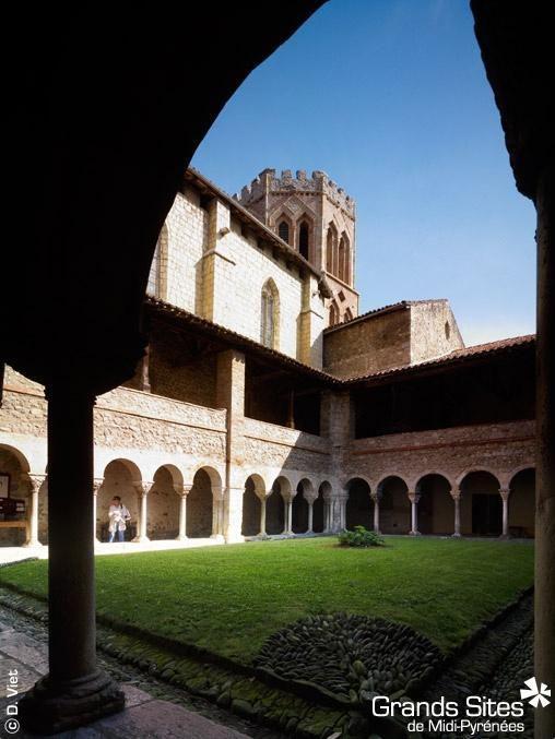 Cloître de la Cathédrale_Saint Lizier