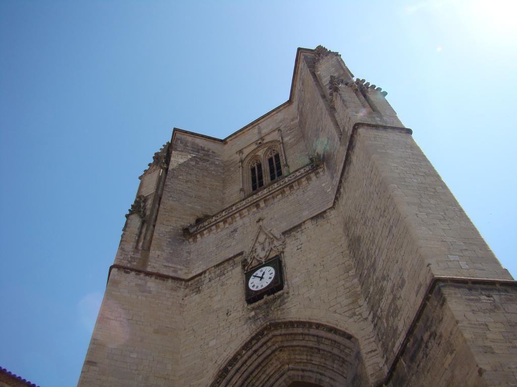 Collégiale Notre Dame_Villefranche de Rouergue