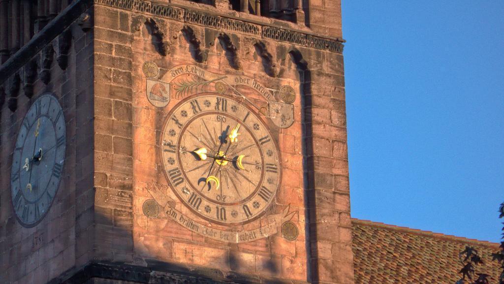 Horloge Eglise Saint-Léger_Guebwiller