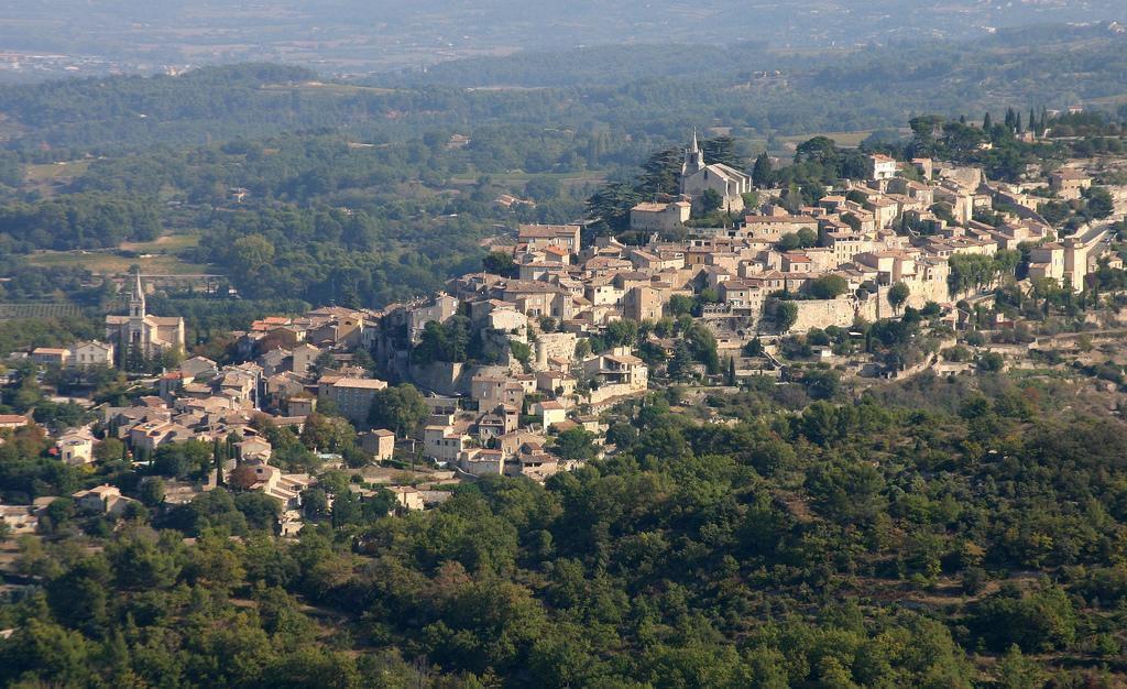 Village de Bonnieux (84480), Vaucluse (84), Luberon, Provence