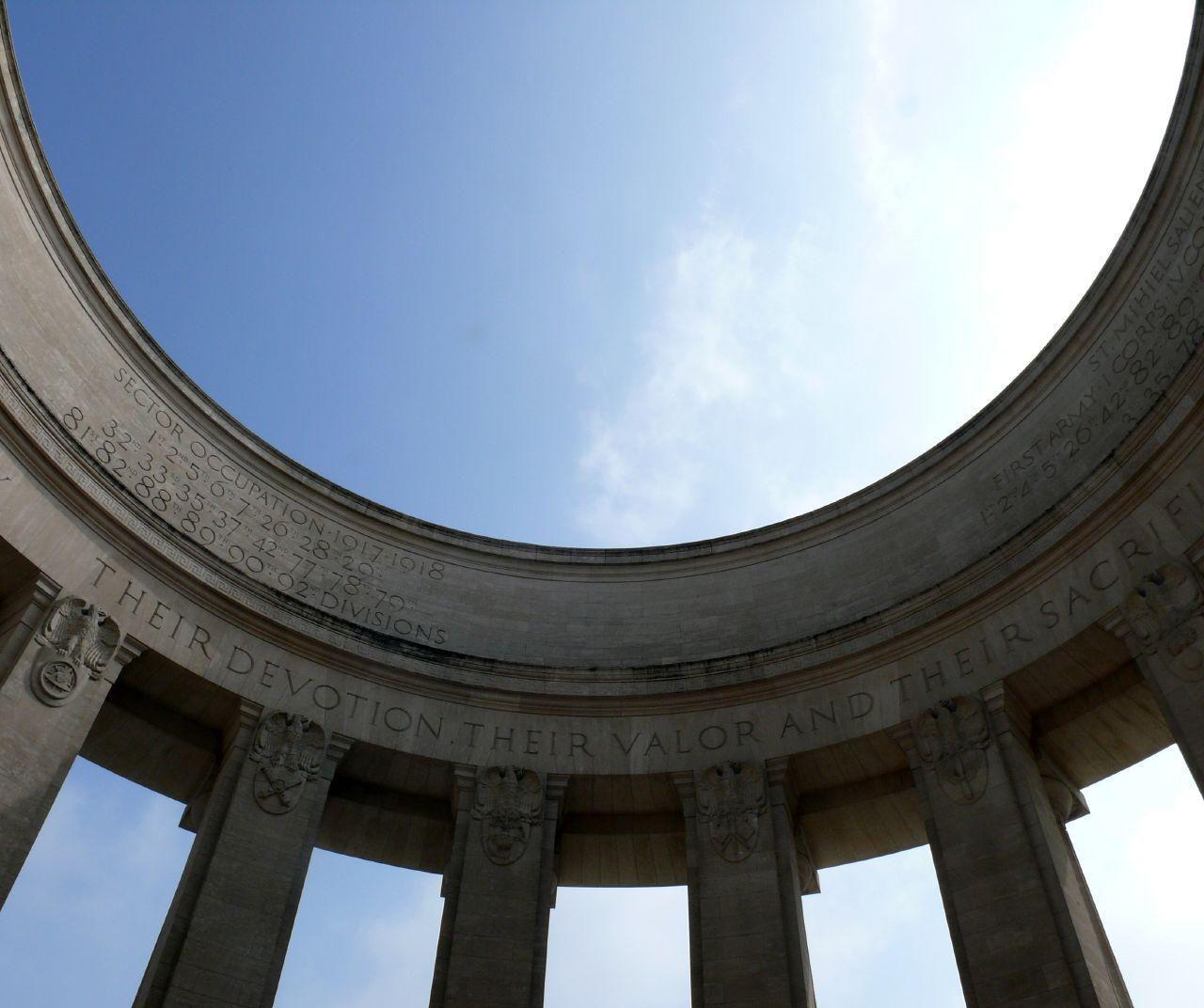 MEMORIAL AMERICAIN DE LA BUTTE DE MONTSEC_Montsec