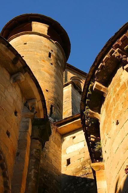 Vieille ville_Beaulieu sur Dordogne