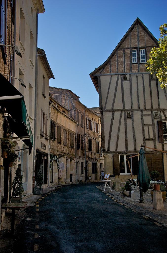 La ville Vieille_Bergerac