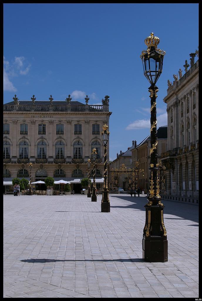 Place Stanislas_Nancy