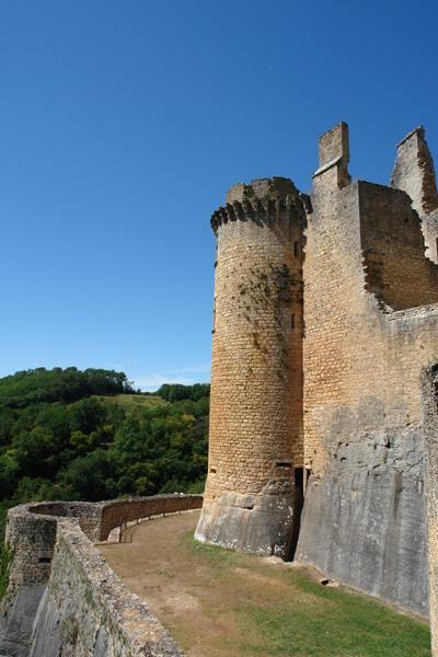 Château de Bonaguil_Saint-Front-sur-Lémance (5)