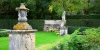 Bouc-Bel-Air, statuaire des Jardins d'Albertas
