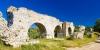 Meunerie hydraulique et aqueducs romains de Barbegal