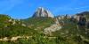 Le Pic de Bertagne, dans le Massif de la Sainte-Baume