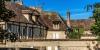 Vieilles maisons dans la cité médiévale de Provins
